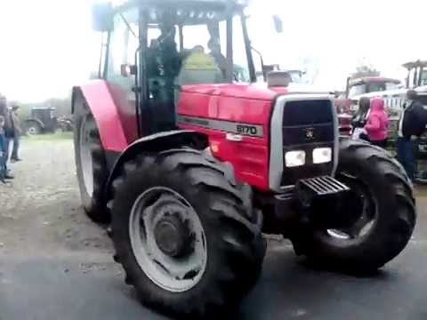 brookeborough Charity tractor run