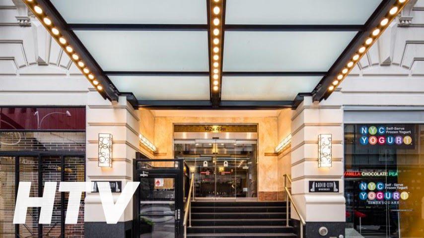 Radio City Apartments Apart Hotel en New York YouTube