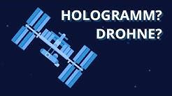 Die Zerstörung der Raumfahrt-Leugner – mit der ISS (Internationale Raumstation) und der P1000