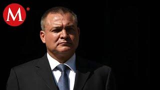 García Luna presentado ante corte federal de Dallas, Texas