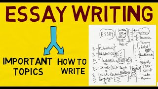 Important Essays for Judicial Exam: How to write an Essay ?