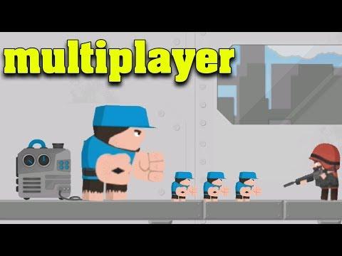 Клон армия онлайн! Сильные игроки! Clone Armies Multiplayer
