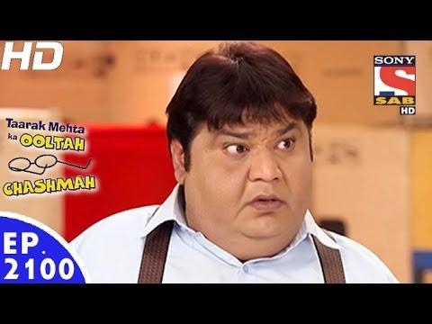 Taarak Mehta Ka Ooltah Chashmah - तारक मेहता - Episode 2100 - 23rd December, 2016
