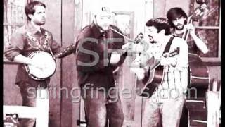 The String Fingers Band - Crawdad - You get a line I
