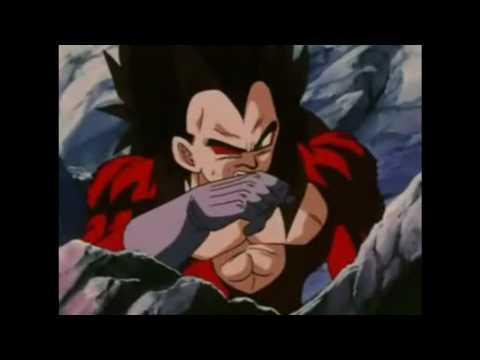 Broly vs Goku and Vegeta