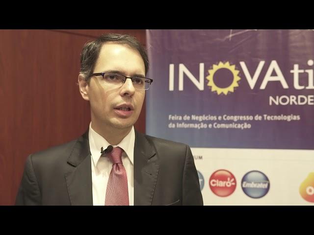 Artur Coimbra-Diretor do Departamento de Banda Larga do MCTIC