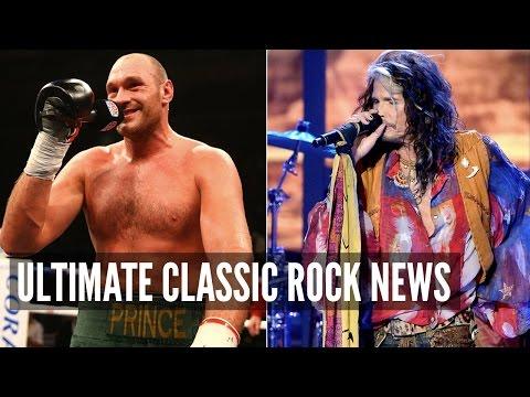 Boxing's New Champ Celebrates With Aerosmith Karaoke