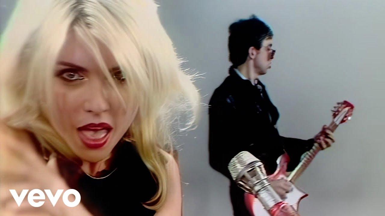 blondie telephone chords