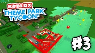 BUILDING EPIC WATER RIDES - Roblox Theme Park Tycoon 2 #3
