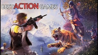 Top 15 BEST Action offline games for Android and iOS - 2018