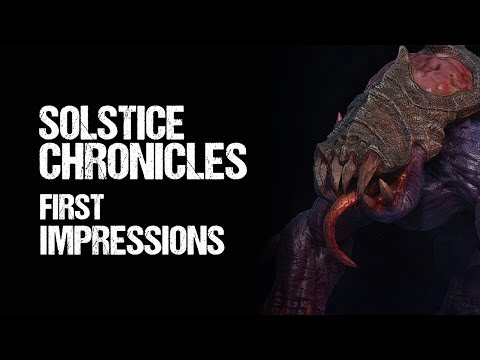 Solstice Chronicles: MIA Gameplay (FIRST IMPRESSIONS REVIEW  - Let's Play Solstice Chronicles)