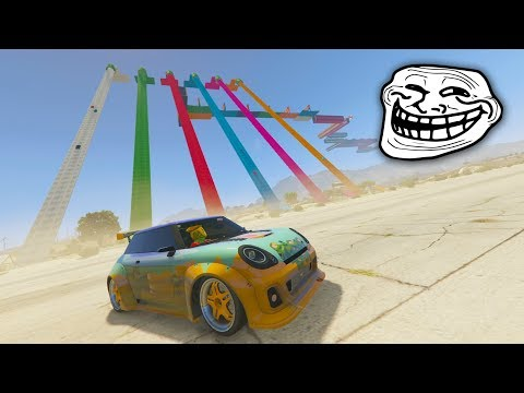 CARRERA TROLL! FINAL MUY TENSO! - GTA V ONLINE - GTA 5 ONLINE