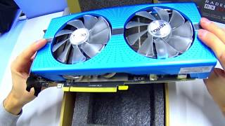 Sapphire RADEON RX 580 Nitro+ Ver BP Special Edition майнинг обзор