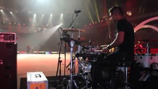 Akim & The Majistrit (Drum Cam Rehearsal) - Mewangi