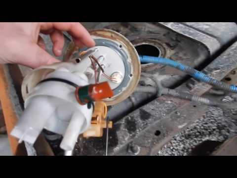 7.3 Powerstroke Fuel Filter Clogged (in fuel tank)