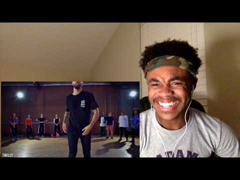 Louis The Child   Last to Leave   ft Caroline Ailin   Choreography by Jake Kodish   REACTION