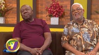 TVJ Smile Jamaica: Oliver Samuels & Volier Johnson - February 13 2020