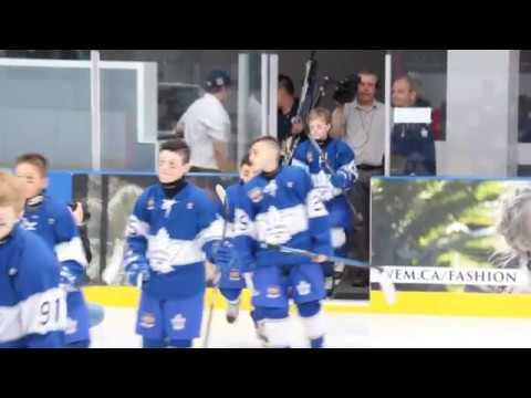 The Brick Game 1 Toronto Pro Hockey 3 1 Win Over Bc Brick Team