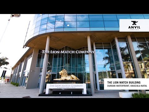 The Lion Match Building Offices TO LET - Durban Central Office Space Rentals