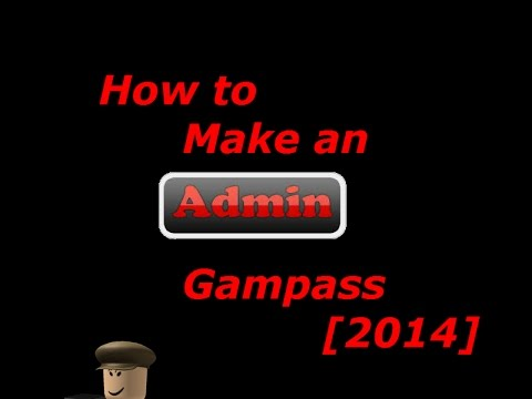 how to make a gamepass on roblox and use it