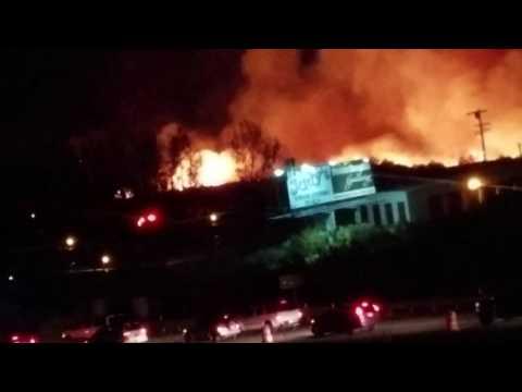 Carson City fire