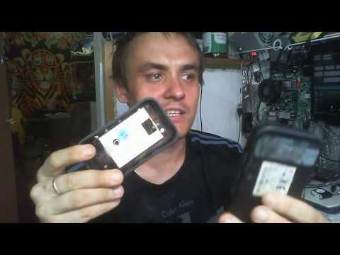 AV через RF модуль от денди.