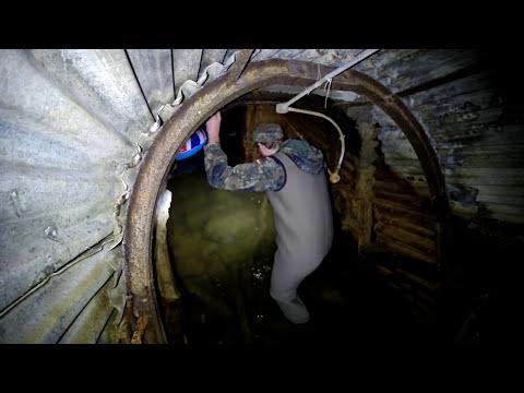 Tunbridge Wells WW2 Bunker With Gun Racks - Episode 3 -