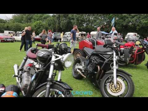 Doncaster Classic Car & Bike Show 2017