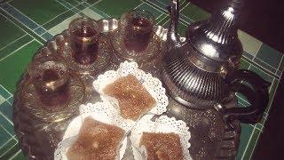 Repeat youtube video How to make kalbelouz | Comment faire kalbelouz | قلب اللوز