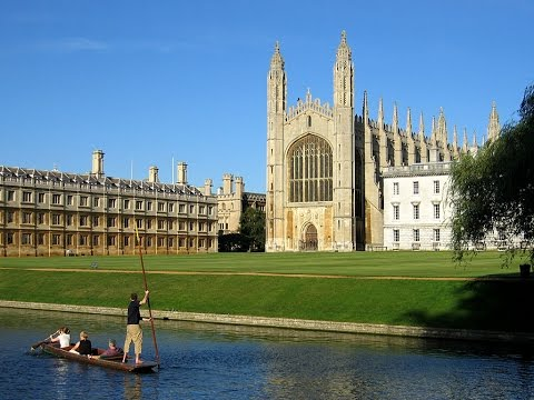 Places to see in ( Cambridge - UK ) University of Cambridge