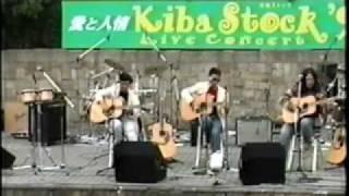 CS&N, CSN&Yのコピーバンド、OT&Hの江東区木場での「木場ストック」にお...