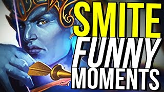 SANCTUARY IS OP! (Smite Funny Moments)