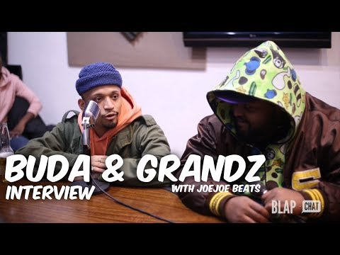 EPISODE 62 - Interview with Buda & Grandz and JoeJoeBeats | Illmind BLAPCHAT