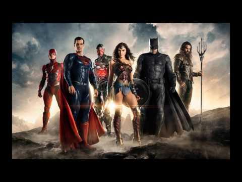 Justice League SDCC-