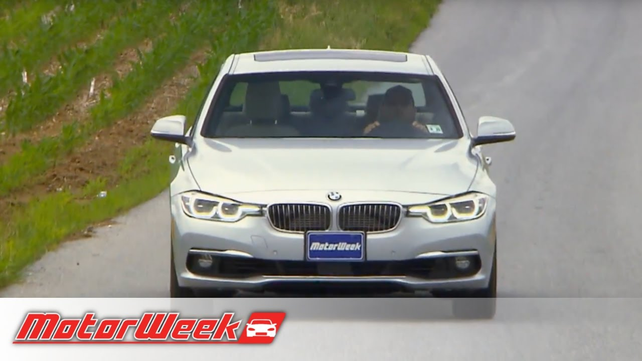 Road Test 2016 Bmw 330e Iperformance Pushing The Limits Of Performance And Technology