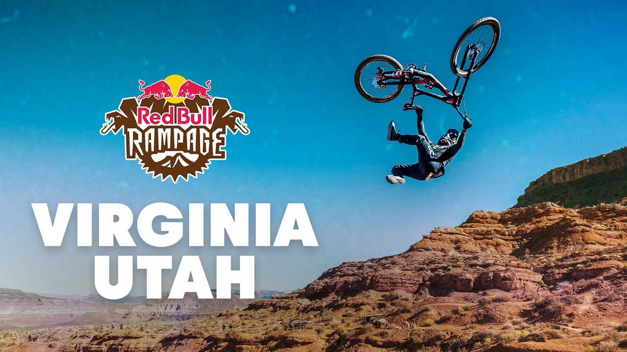 Red Bull Rampage >> Red Bull Rampage 2017 Defining Impossible Youtube