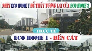 KHU ECO HOME 1 - MỸ PHƯỚC (BẾN CÁT - BÌNH DƯƠNG)