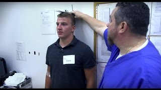 U.S. Air Force: Enlisted Process / Step 03: Physical and Menta…