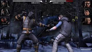 Mortal Combat X Walkthrough Gameplay Part 1