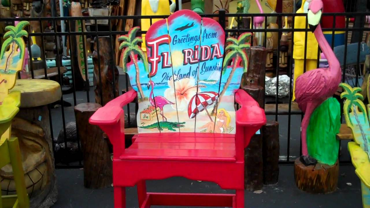 Custom Adirondack Chairs At The Swap Shop Antiques Store   YouTube