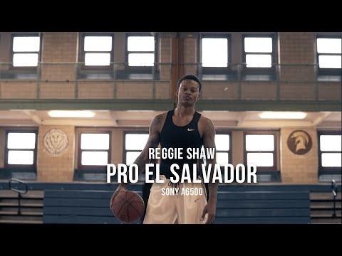 Reggie Shaw   Pro El Salvador   Denby High School