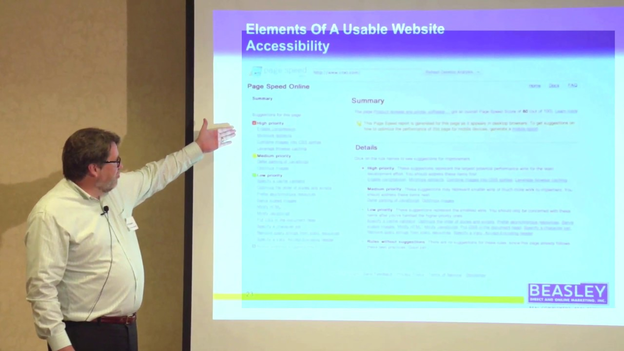 Website Accessibility Training Video-Beasley Direct and Online