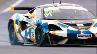 Mein Fehler zerstört alles :( | ADAC GT4 Nürburgring Tag 2 | Spielkind Racing