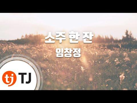 A Shot Of Soju 소주한잔_Lim ChangJung 임창정_TJ노래방 (Karaoke/lyrics/romanization/KOREAN)