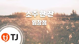 A Shot Of Soju 소주한잔_Lim ChangJung 임창정_TJ노래방 (Karaoke/lyrics/romanization/KOREAN) Mp3