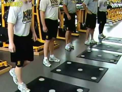 Strength and Conditioning Pt 1 (U of Iowa) - YouTube