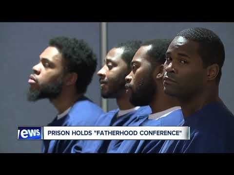 "State prison in Northeast Ohio holds first-ever ""Fatherhood Conference"""