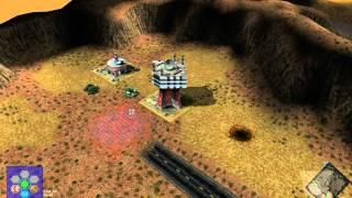 Warzone 2100 Gameplay