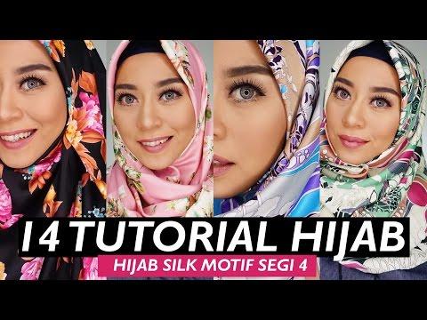 Bisa Bikin Kamu Cantik Banget! Tutorial Hijab Laudya Cynthia Bella..