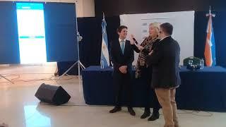 Video: Rosana Bertone utiliza la App de la Aref